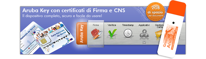 Firma Digitale CNS